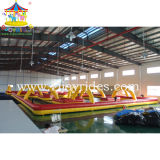 Cheap Inflatable Games Inflatable Race Rings for Car Inflatable Rings for Zorb Ball