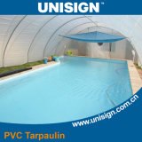 Customizable Polyethylene Tarps, Waterproof Swimming Pool Cover Tarpaulin