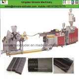 Sj65/30 Extrusion Line for PP PE Single Wall Corrugated Pipe