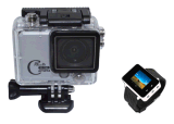 16MP Waterproof WiFi Action Sports Camera with Remote Control