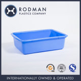 Nestable HDPE Plastic Rodman Food Grade No. 5 Fruit Tray with Factory Price