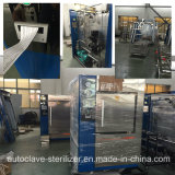 Front Loading Horizontal Retangular Autoclave with Printer