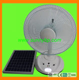12V Solar Rechargeable Table Fan
