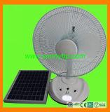12V Solar Rechargeable Table Fan