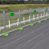 Exporting Galvanized Temporary Fence / Removable Fence