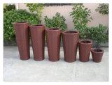 Rattan Planters/Rattan Plant Pots/Rattan Garden Planters