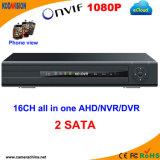 Ahd Hybrid Standalone DVR 16CH 960h