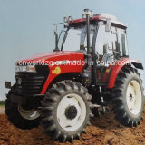 High Quality 4WD Wheel Tractor with Factory Direct Price