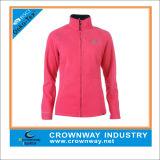 Wholesale Women′s One Side Brushed Fleece Jacket