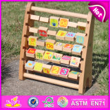 2015 Educational Wooden Alphabet Puzzle Toy, Wooden Alphabet Puzzle Toy, Preschool Wood Letter Toy W12c010