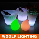 RGB LED Furniture Bar Set LED Flower Pot