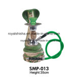 Animal Resin New Design Hookah Wholesale Hookah Pipes with High Quality Hookah Accessory