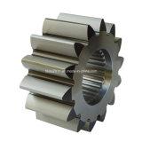 Hardened Steel Cluster Spur Gear, High Speed Custom Spur Gears