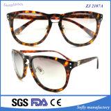 New Designer Handmade Acetate Sunglasses Tortoise Frame Fashionable Sun Glasses,