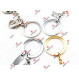 Customize Metal Key Ring Wholesale Key Chain Ring (MKR51029)