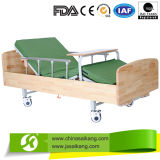 Home Care Manual Bed with Double Crank From Saikang (SK011)