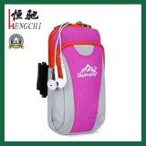 Mobile Phone Logo Printing Portable Sport Running Arm Bag