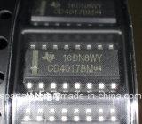 CD4017bm 4017 Hef4017bt CMOS Hex D-Type Flip-Flop IC
