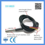 Shanghai Feilong Automobile Air Conditioner Ds18b20 Temperature Sensor