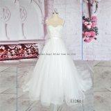 Fashion&Cute Show Thin Sheath Elegant Wedding Dresses Bridal Gown