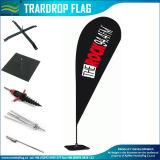 Teardrop Flags by Screen Printing, Digital Printed Flag (J-NF04F06082)