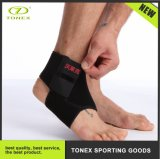 Light Polyester, Spandex Compression Ankle Support