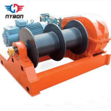 Fast Speed Mining Offshore Electric Hydraulic 200m Capstan 10 Ton Winch
