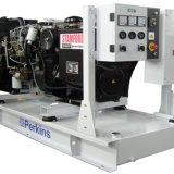 600kw with Perkins Engines Diesel Generator with Open Frame