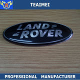 ABS Plastic Oval Body Sticker Land Rover Car Emblem Logo