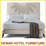 Good Market Full Upholstered Platform Bed & Villa Apartment Hotel Furniture