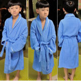 100% Terry Velour Bathrobe & Pajamas for Children (DPF10129)