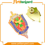 Promotion Metal Badge with Pin Badge