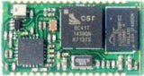 Class 1 Data and Audio Communications Bluetooth Module.