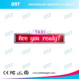 Double Side P6 Full Color Taxi Top LED Billboard