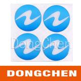 Environmental Adhesive Non-Yellow Weatherproof 3D Dome Epoxy Sticker