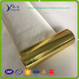 Heat Reflective Insulation Fabric, Foil Insulation, Fire Resistant Aluminum Foil Woven