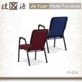 Meeting Room Audititorium Used Armrest Church Chairs (JY-G14)