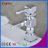 Fyeer Original Design Geometry Style Simple Individuality Chrome Plated Wash Faucet Sink Mixer Tap Wasserhahn