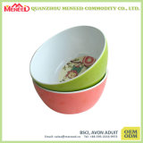 New Arrival Custom Printing Food Grade Two-Colour Bowl