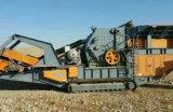 Crawler Crushing Station for Granite (YT350)