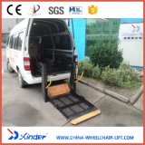 Fully Electric Wheelchair Lift for Van and Minibus (WL-D-880U-1150)