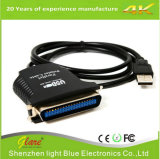 IEEE 1284 USB to Parallel Cable 2meters