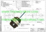 Roadtech Disc Brake Chamber Spring T30/30dp, T24/24dp, T20/24dp, T16/24dp