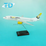 B737-400 Resin 1/100 Boeing Model Airplane