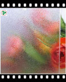 3-6mm Clear Chinchilla Patterned Glass for Building