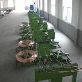 8mm Copper Rod Upwards Die Casting Line