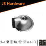 Hot Sales 304 Stainless Steel Door Stopper with Rubber