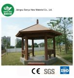 Fireproof and Waterproof WPC Garden Pavilion