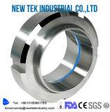 Sanitary European Fitting DIN Round Union 304 Stainless Steel