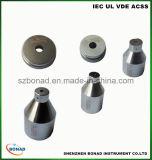 Precision IEC60061 IEC60968 E14 Lamp Gauge Hardness Steel Made